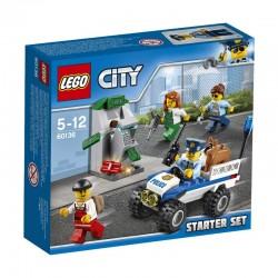 Lego® 60136 Set de introducción: Policía