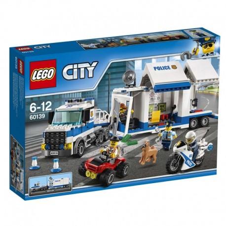 Lego® 60139 Centro de Control Móvil