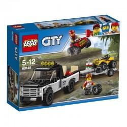 Lego® 60148 Todoterreno del Equipo de Carreras