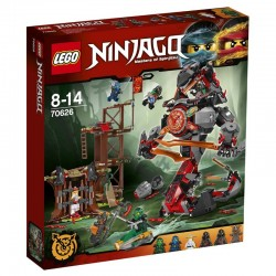 Lego® 70626 Infierno de Hierro