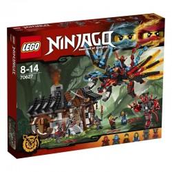 Lego® 70627 Forja del Dragón