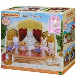 Sylvanian Families Teatro Ballet
