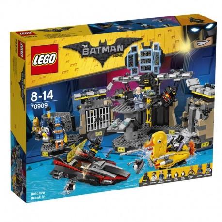 Lego® 70909 Intrusos en la Batcueva