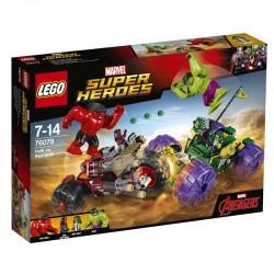 Lego® 76078 Hulk vs. Hulk Rojo