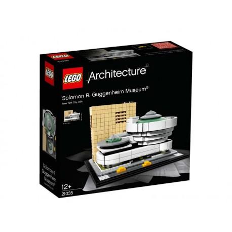 Lego® 21035 Museo Solomon R. Guggenheim