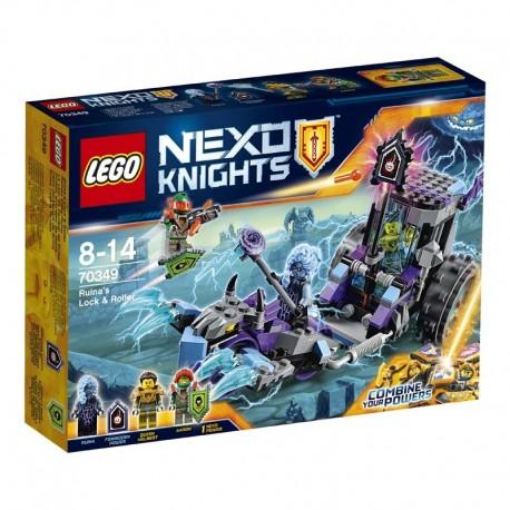 Lego® 70349 Rodillo Triturador de Ruina
