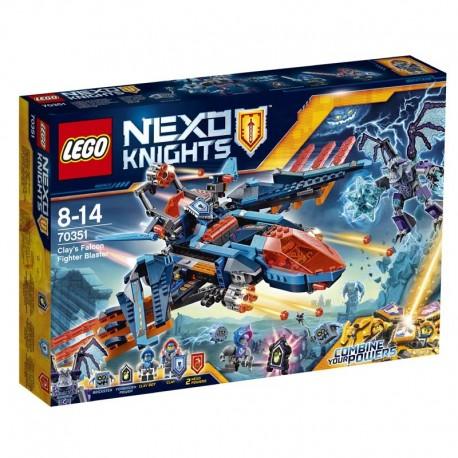Lego® 70351 Halcón Bláster de Combate de Clay
