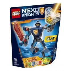 Lego® 70362 Clay con Armadura de combate