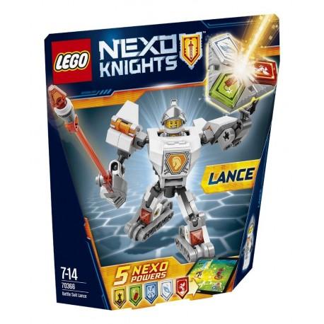 Lego® 70366 Lance con Armadura de Combate