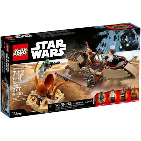 Lego® 75174 Huida del Esquife del Desierto