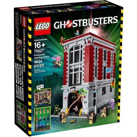 Lego® 75827 Base de la Estación de Bomberos