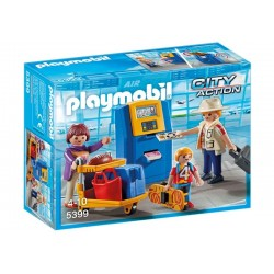 Playmobil® 5399 Familia Check- In