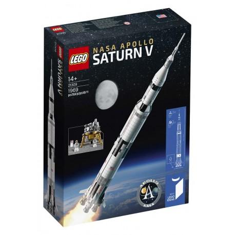 Lego® 21309 NASA: Apolo Saturno V