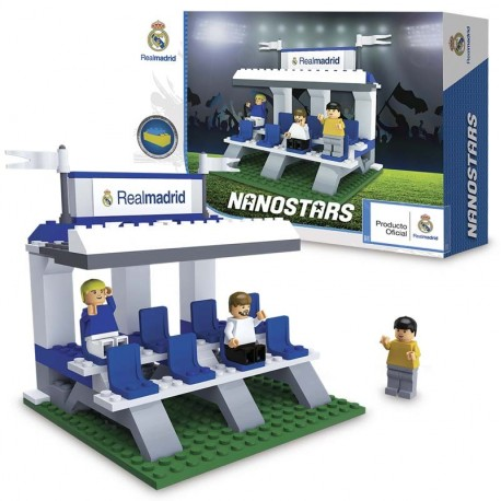 NanoStars Gradas Real Madrid