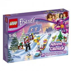 Lego® 41326 Calendario de Adviento Friends