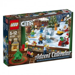 Lego® 60155 Calendario de Adviento City