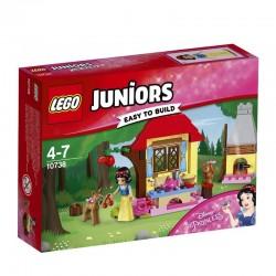 Lego® 10738 Cabaña de Blancanieves en el Bosque