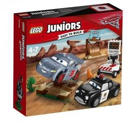 Lego® 10742 Entrenamiento de Willy en la Colina