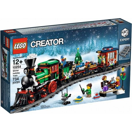Lego® 10254 Tren Navideño