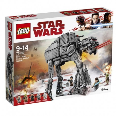 Lego® 75189 First Order Heavy Assault Walker™