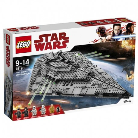 Lego® 75190 First Order Star Destroyer™