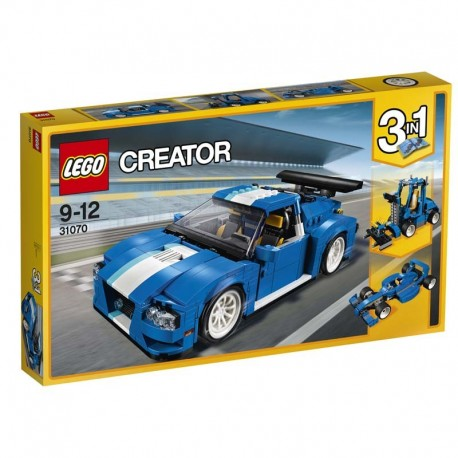 Lego® 31070 Deportivo Turbo