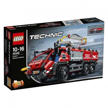 Lego® 42068 Vehículo de Rescate Aeroportuario