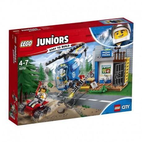 Lego® 10751 Persecución Policial en la Montaña
