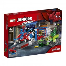 Lego® 10754 Spider-Man vs. Escorpión: Batalla Callejera