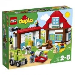 Lego® 10869 Aventuras en la Granja