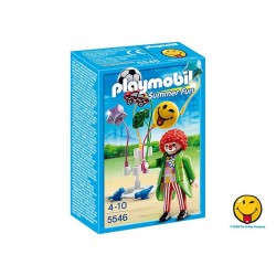 "Playmobil® 5546 Vendedor de Globos ""Smileyworld"""