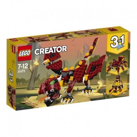 Lego® 31073 Criaturas Míticas