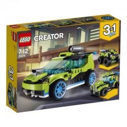 Lego® 31074 Coche de Rallye a Reacción