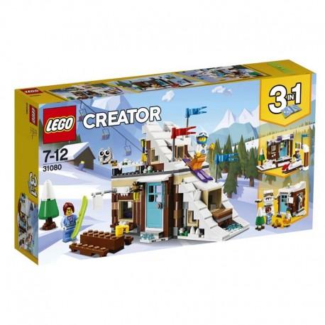 Lego® 31080 Refugio de Invierno Modular