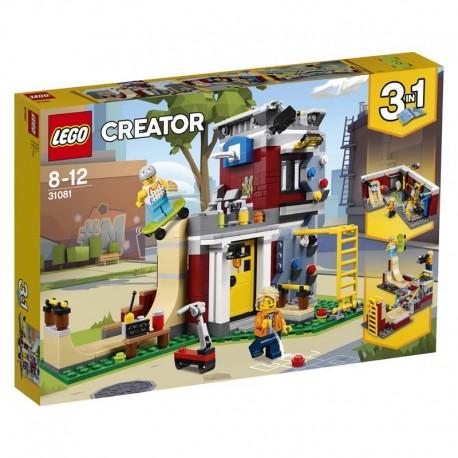 Lego® 31081 Parque de Patinaje Modular