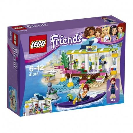 Lego® 41315 Tienda de Surf de Heartlake