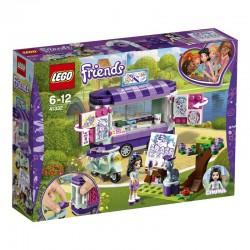 Lego® 41332 Puesto de Arte de Enma