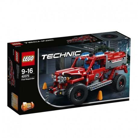 Lego® 42075 Equipo de Primera Respuesta