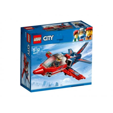 Lego® 60177 Jet de Exhibición