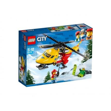 Lego® 60179 Helicóptero Ambulancia
