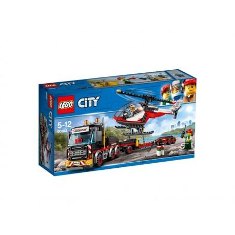Lego® 60183 Camión de Transportes de Mercancía Pesada