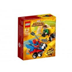 Lego® 76089 Scarlet Spider vs. Sandman