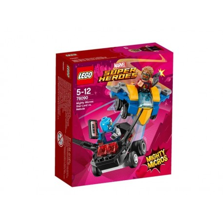 Lego® 76090 Star-Lord vs. Nebula