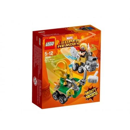 Lego® 76091 Thor vs. Loki
