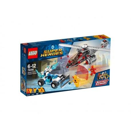 Lego® 76098 Persecución Gélida tras la Fuerza de la Velocidad