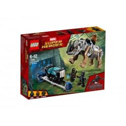 Lego® 76099 Duelo contra Rhino junto a la Mina