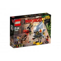 Lego® 70629 Ataque de la Piraña