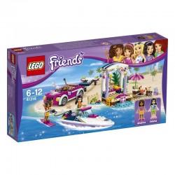 Lego® 41316 Remolque de la Lancha de Andrea