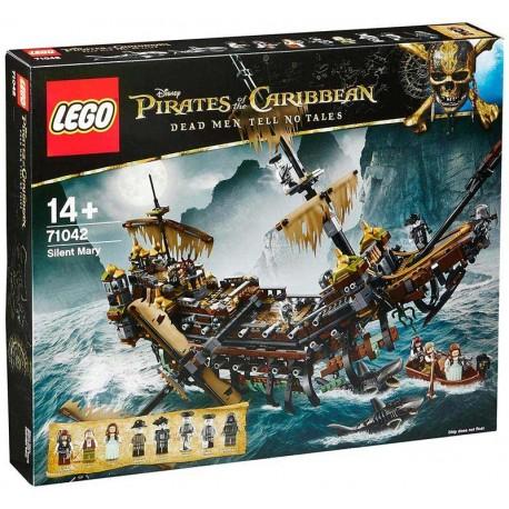 Lego® 71042 Silenciosa Mary