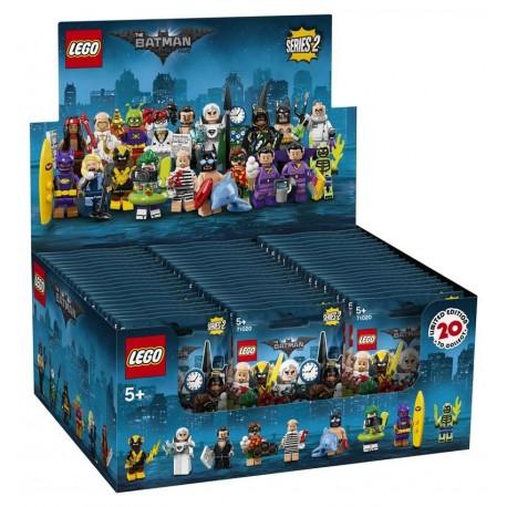 Lego® 71020 Sobre Sorpresa La Lego® Batman Película Serie 2, Caja Completa